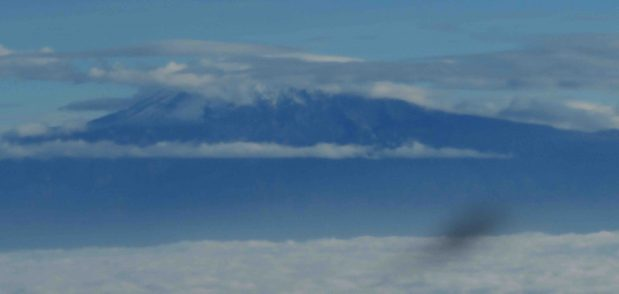 Rundflug über den Kilimanjaro, Tansania Safari